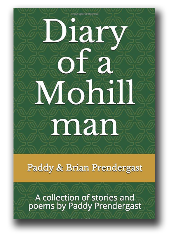 Diary of a Mohill man book